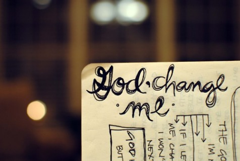 Salvation Means Change