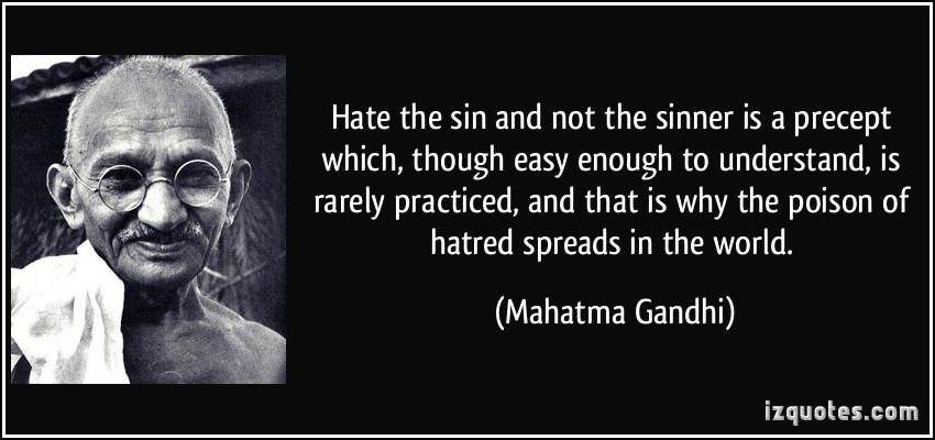 Remove Hate from your Words
